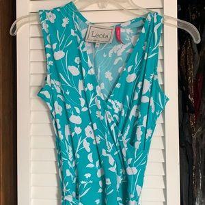 Leota Jensen maxi dress from stitch fix